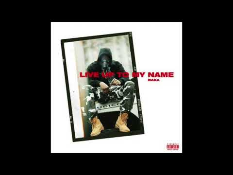 Baka Not Nice - Live Up To My Name - Beat/Instrumental