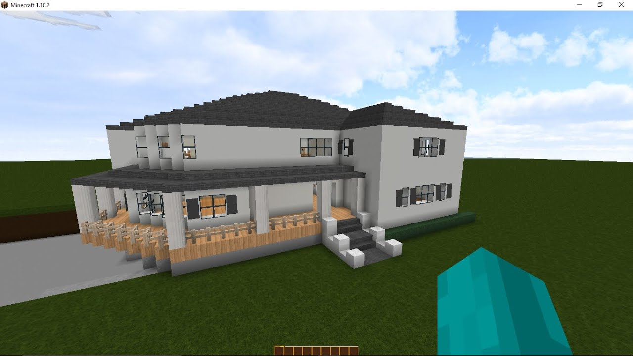 Minecraft Rainbow 6 Map: House - YouTube