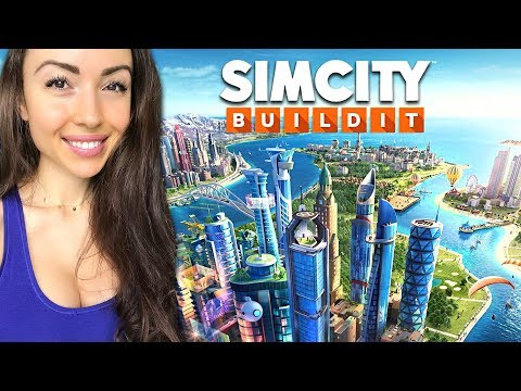 BUILDING A NEW CITY!! (SimCity)