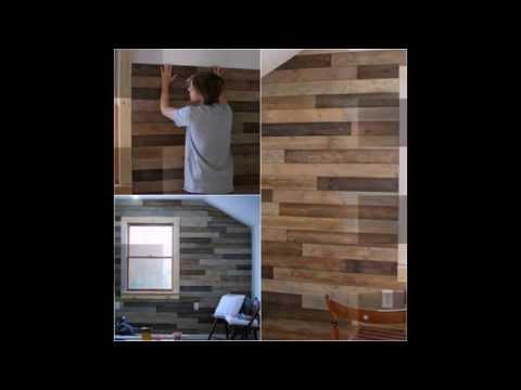 Как покрасить красиво стены