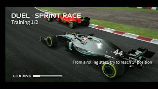 F1 Mobile Racing (online game)