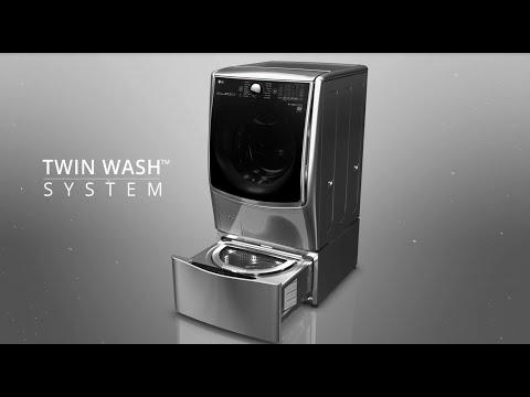 LG TwinWash System