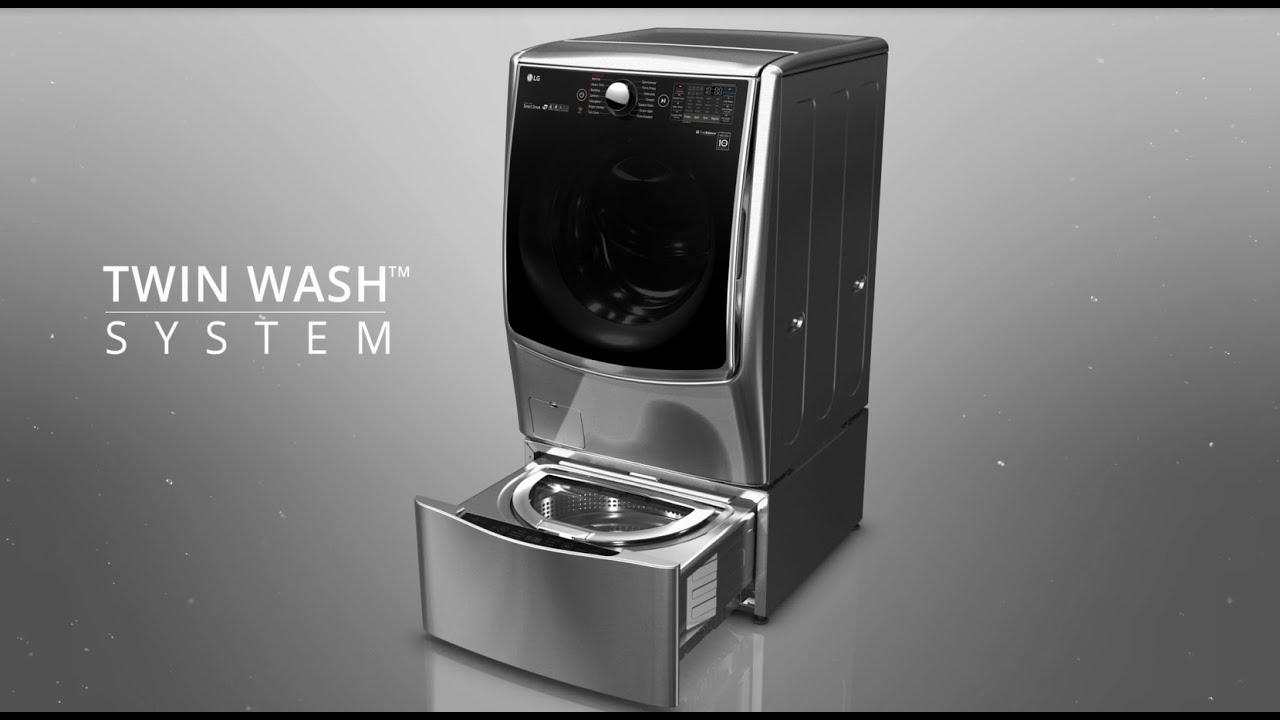 Lg Twinwash System Youtube