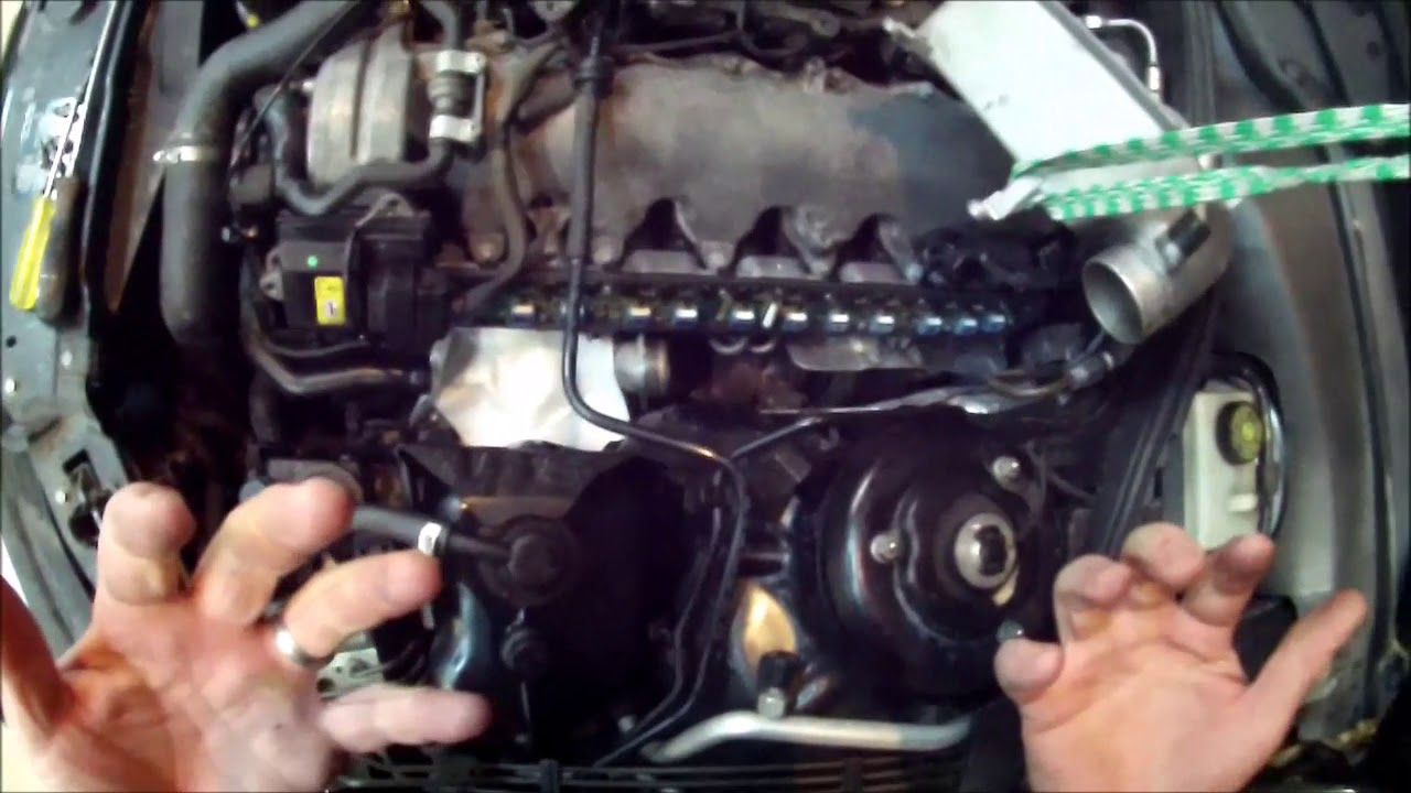 DIY coil pack removal and installation V12 Mercedes