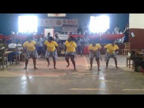 ANC Liberia First National Convention: Cultural Performance
