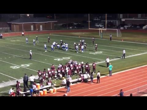 Frederick Douglass High School Football Homecoming vs Manassas High School   Soul Bowl Classic