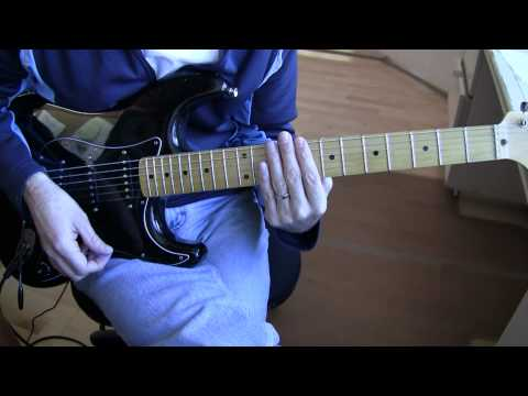 Part A2:  Bad (U2 Guitar Tutorial / Lesson) - Amp and Delay Settings Overview