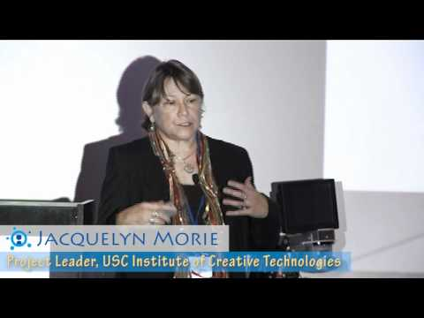 ImmersiveTech Summit 2010 - Dr. Jacquelyn Ford Morie - Immersion & Virtual Humans