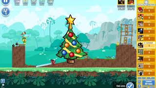 Angry Birds Friends tournament, week 302/1, level 4