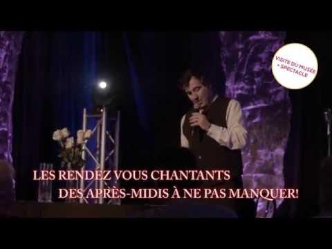 Les Rendez-vous chantants au Musée Grévin Montréal!