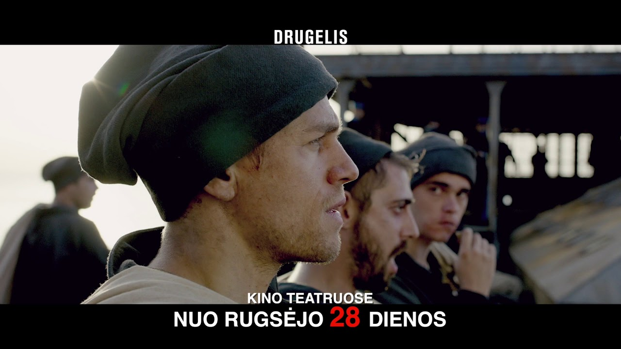 Download DRUGELIS   Kinuose nuo rugsėjo 28 d.   Oficialus anonsas 30s [HD]   2018