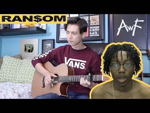 Ransom - Lil Tecca - Andrew Foy Cover (fingerstyle Guitar)