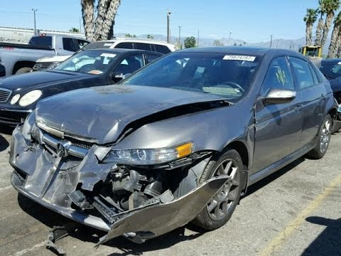 2007 Acura Tl Type S Parts For Sale Aa0601 Exreme Auto Parts