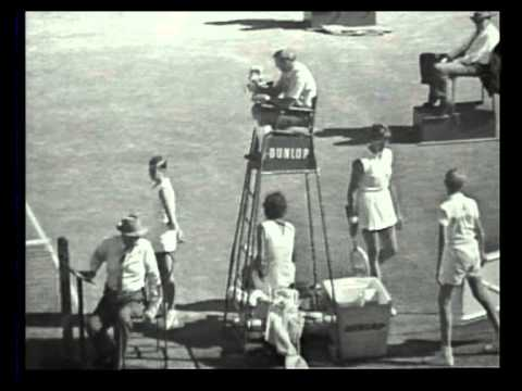 1971 Australian Open- Margaret Smith Court vs Evonne Goolagong