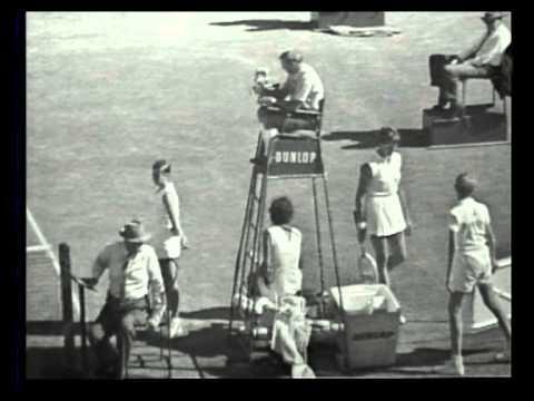 1971 Australian Open Margaret Smith Court vs Evonne Goolagong