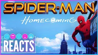 Spider-Man: Homecoming Review - Kinda Funny Reacts