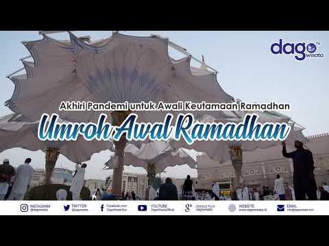 VIDEO DOKUMENTASI UMRAH AWAL RAMADHAN.
