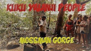 Kuku Yalanji people of Mossman Gorge, Australia