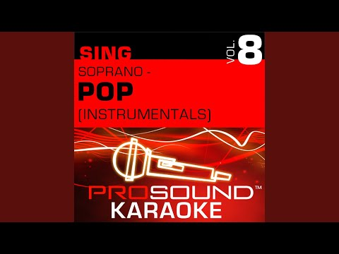 Another Sad Love Song (Karaoke With Background Vocals) (In the Style of Toni Braxton)