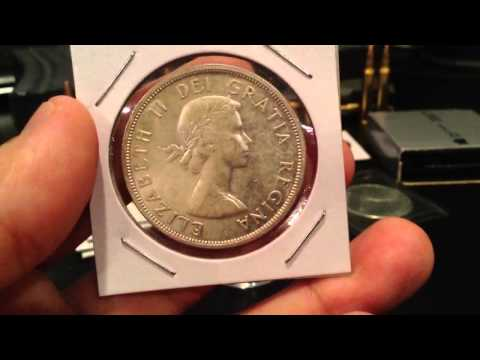 Canadian Silver Coins Update Better Quality Video