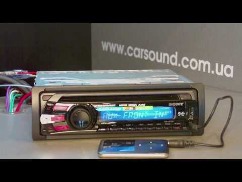 sony cdxgt35u  fm/am compact disc player research