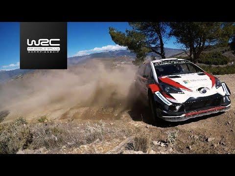WRC - Rally Guanajuato México 2018: Preview Clip / Ott Tänak