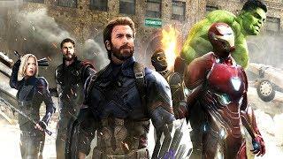 Avengers 4 RESHOOTS News Explained!