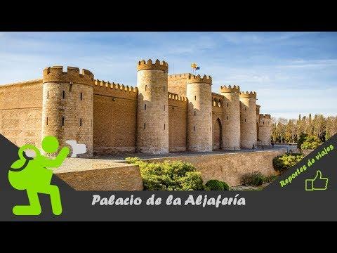 Palacio de la Aljafería, Zaragoza