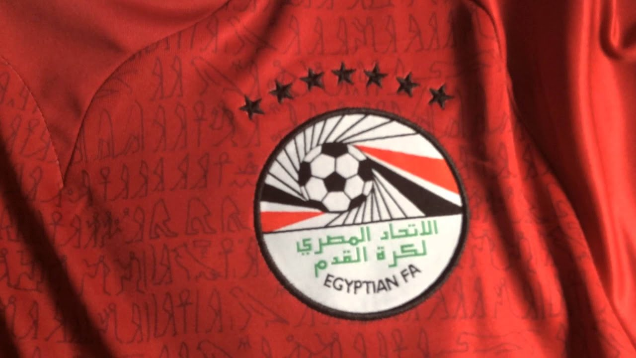 new styles 3896e 0218a Egypt National Football Shirt/Jersey by Puma