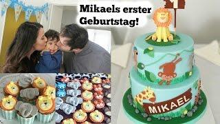 Mikaels erster Geburtstag   Donislife