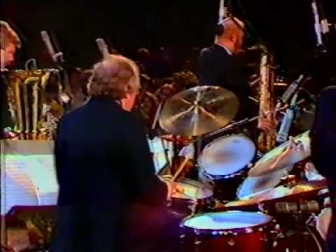 "Joe Haider Mel Lewis Orchestra Jazz Festival Bern 1986 ""Keep Hot"""