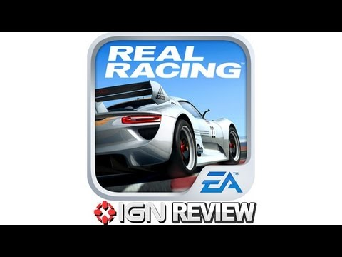 IGN Reviews - Real Racing 3 Video Review