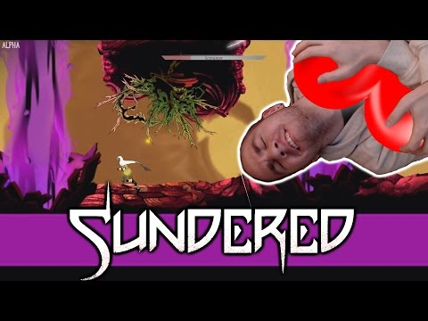 Sundered - Metroidvania Desires - Let's Play Sundered Gameplay