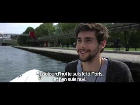 Alvaro Soler - Une journée à Paris / Interview Musique