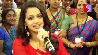 PULIMOOTTIL SILKS-ABHINAVA BRIDAL COLLECTION INAUGURATION by Actress Bhavana