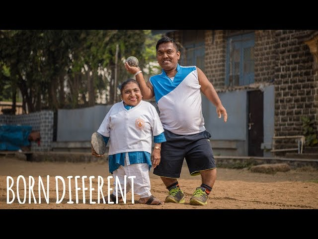 Champion Athlete With Dwarfism Inspires Others | BORN DIFFERENT