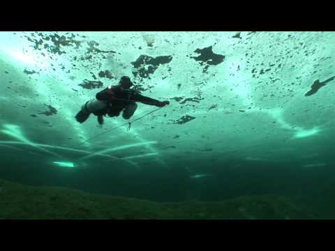Go Sidemount | Razor Side Mount Ice Diving