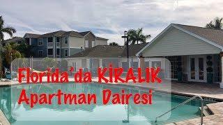 Florİda'da Kİralik Apartman Daİresİ  Sİte İÇerİsİnde