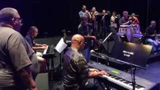 La Sonora Poncena Sound Check Tropicana Casino Tribute To Papo Lucca
