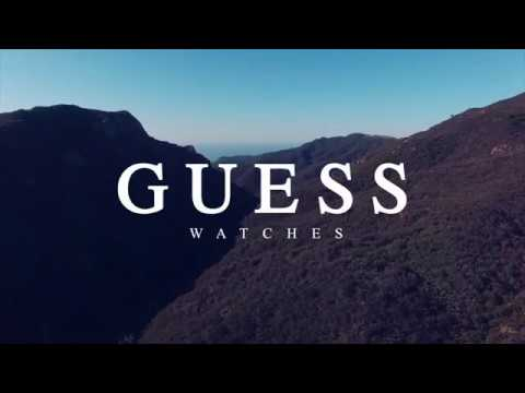 GUESS Watches Colombia - ACTIVE LIFE - FALL 2017 Collection