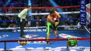 "Miguel ""Micky"" Román vs Ricardo ""Piolo"" Castillo"