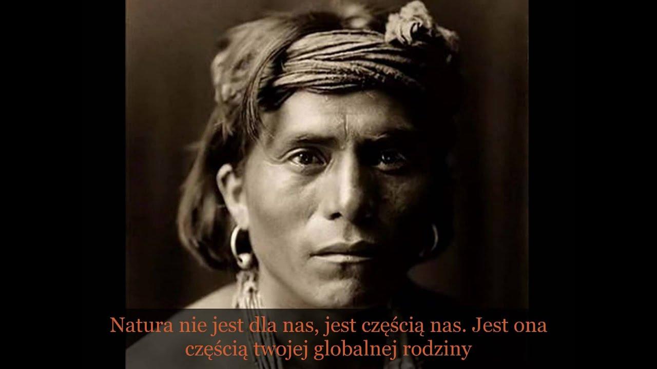 Indianskie Mądre Słowa