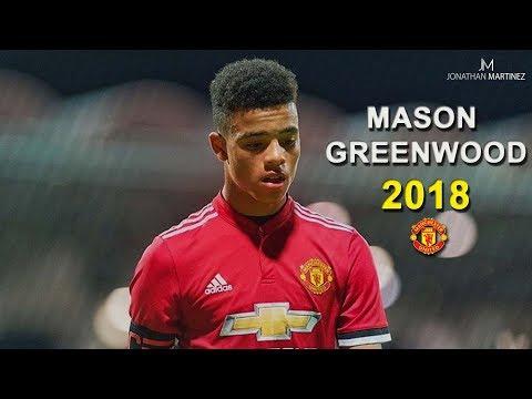 Mason Greenwood ● Skills & Goals 2017/2018