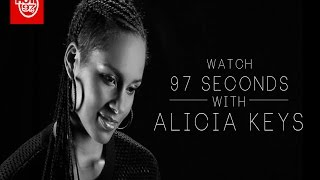 Alicia Keys - 'I Almost Crashed My Car When Flex Played My First Song'