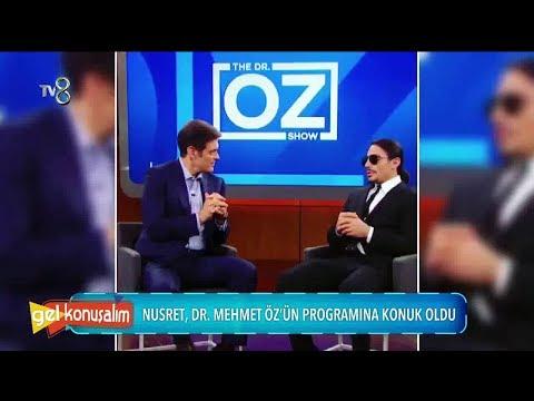 Nusret Ve Mehmet Öz-Öz Show'da Türkçe Sohbet-Ediyorar