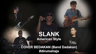 Slank American Style   Cover Bedakan
