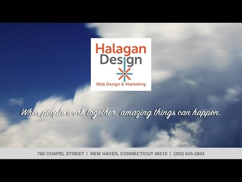 Halagan Design Web Design for National Heritage Corridors | New Haven CT | Review