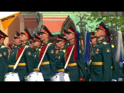 liên bang nga kỷ niệm duyệt binh chiến thắng phát xit 2018