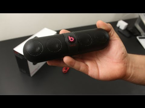 REVIEW: Beats by Dre Pill portable Bluetooth speaker (Black)