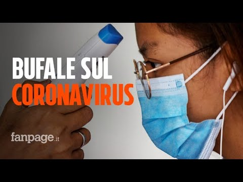 Coronavirus, tutte le bufale a cui non bisogna credere